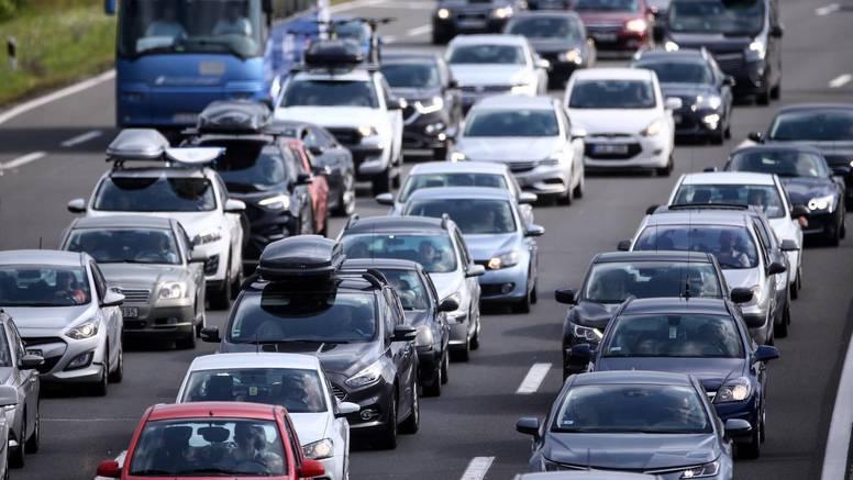Nesreća na autocesti A1, promet usporen u smjeru Dubrovnika