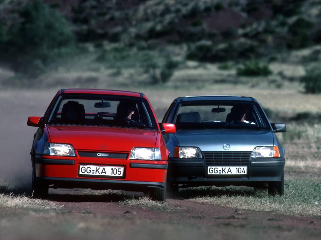 "Opel Kadett GSi: Legenda koja je ""potukla"" i moćni Golf GTI"