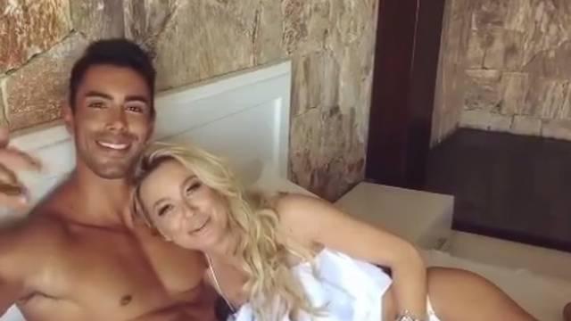 Maja se privila uz seksi novog dečka: 'Super je, ništa ne kuži'