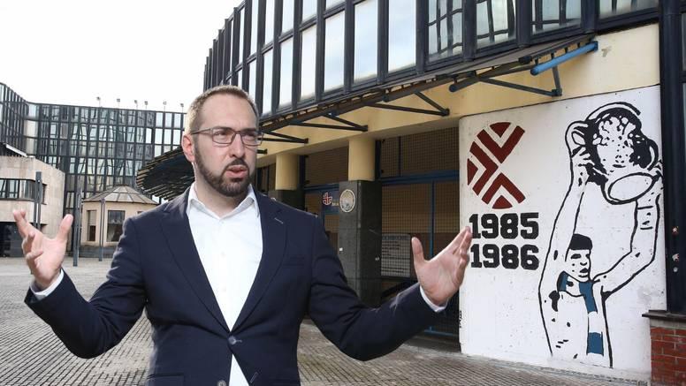 Tomašević: Šaljem inspekciju u Cibonu! Klub je na rubu propasti