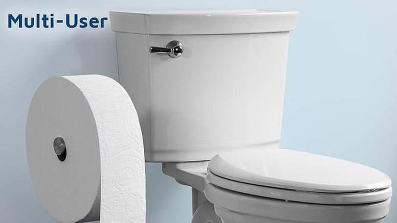 Izumili sprej zbog kojeg će s WC školjke stolica lakše kliziti