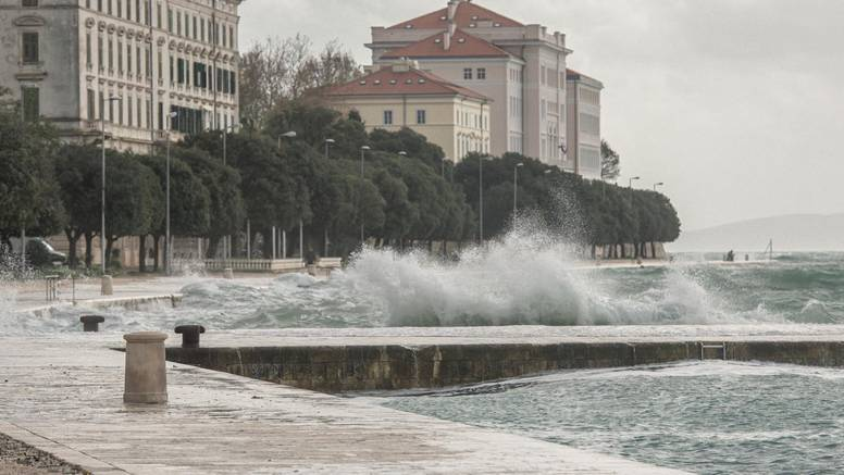 Gradovi ugroženi: More će rasti i udari valova bit će još opasniji