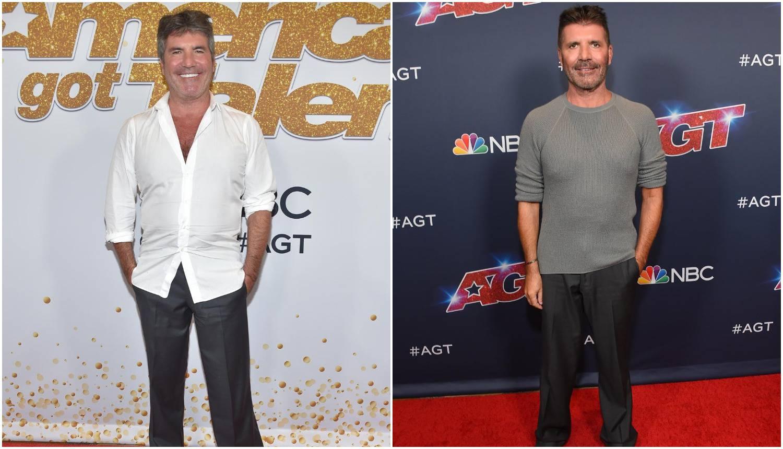 Neprepoznatljiv: Simon Cowell je smršavio deset kilograma...
