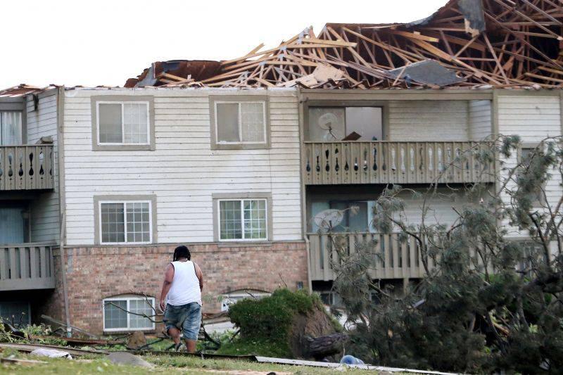 Najviše mrtvih u pet godina: Serija tornada poharala SAD