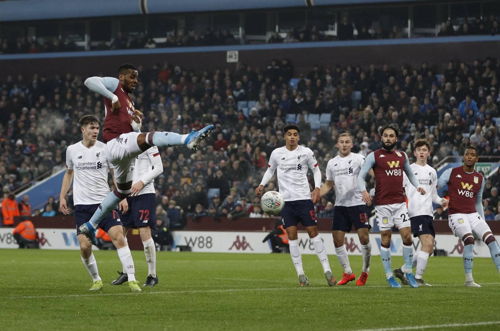 Aston Villa v Liverpool - Carabao Cup - Quarter Final - Villa Park