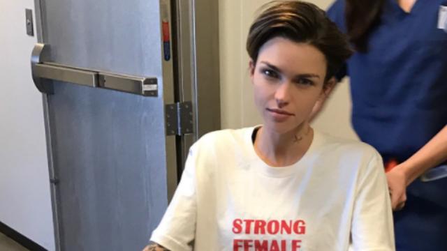 Ruby Rose u kolicima: 'Morala sam na operaciju kralježnice'