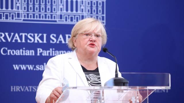 Zagreb: Klub zastupnika SIP-a, Pametnog i GLAS-a o obnovi Zagreba i okolice
