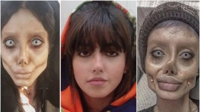 'Iransku Angelinu' pustili iz zatvora nakon pritiska javnosti