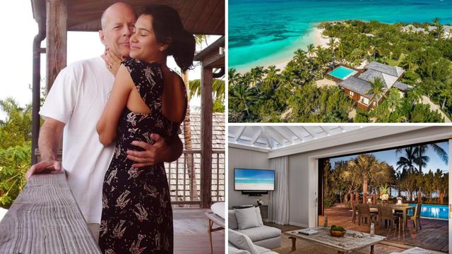Bruce Willis prodaje luksuzno imanje za 220 milijuna kuna...