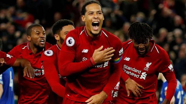 FILE PHOTO: Premier League - Liverpool v Everton