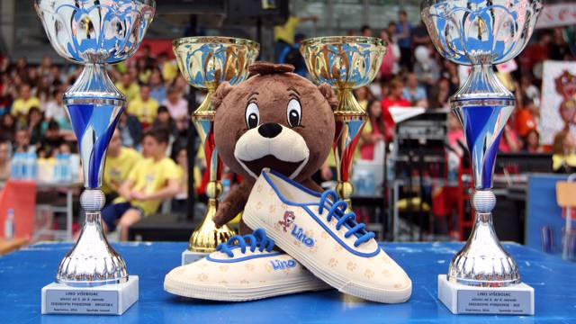 Na 10. finalu Lino višebojca promovirane Lino startasice