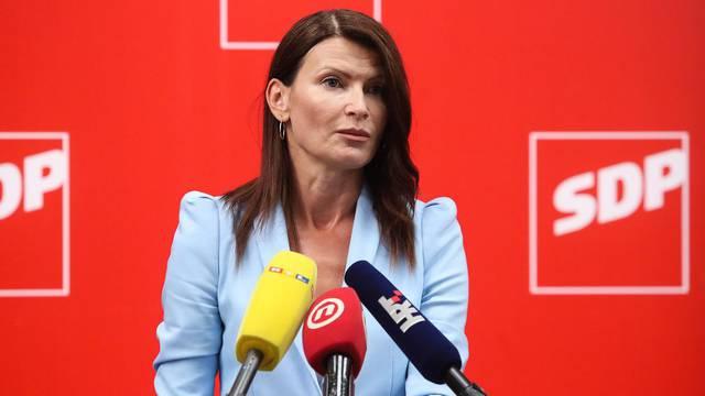 'Komadina i Bernardić su bez konzultacija predlagali izmjene i nikada nisu većinski odbijene'