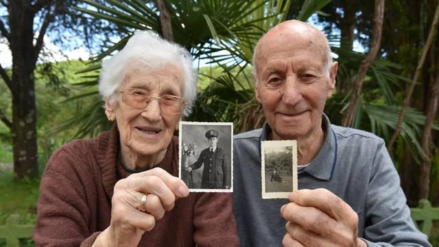 Vječna ljubav: 'Volimo se 77 godina, još od Uskrsa 1942.'