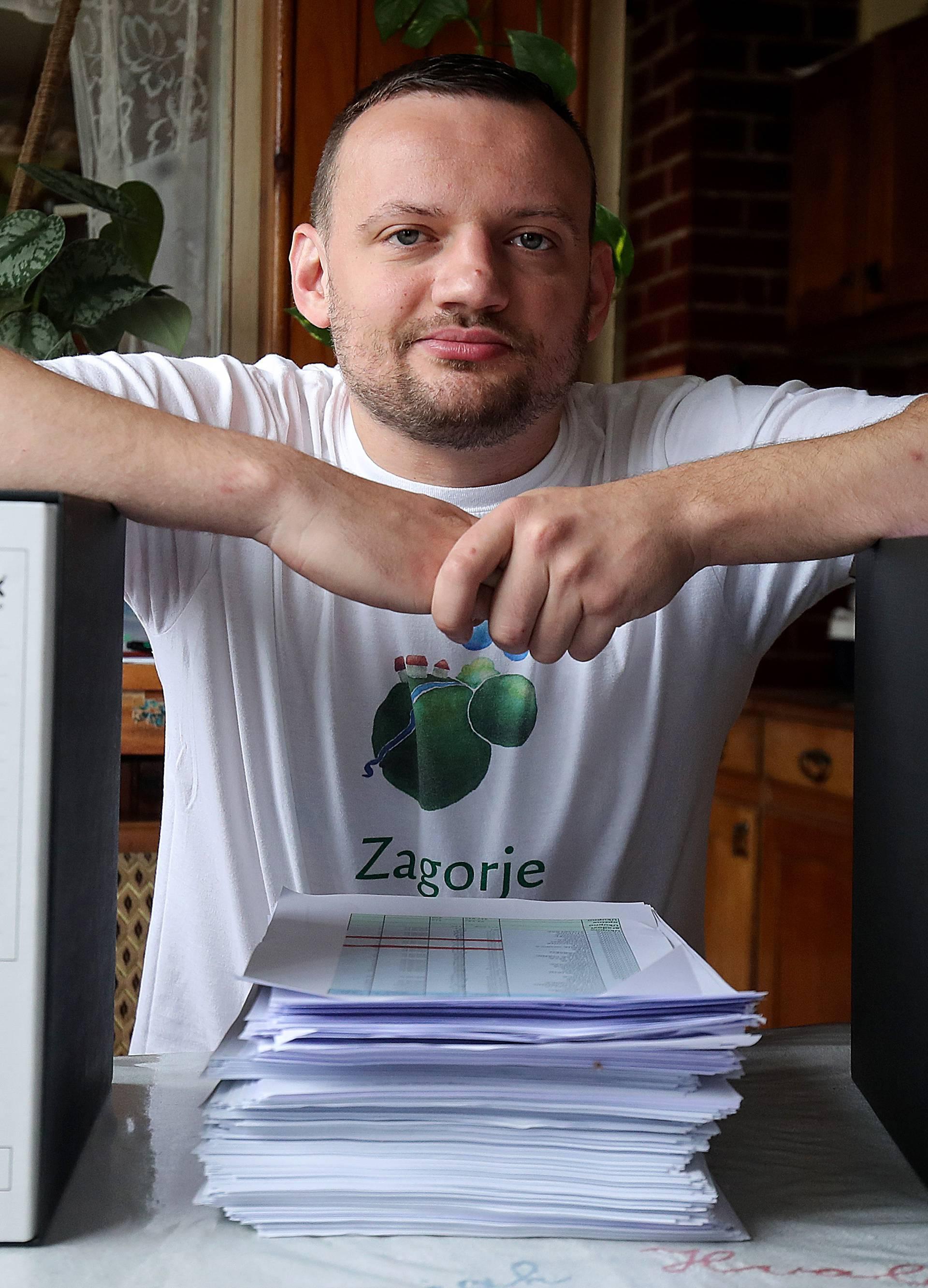 Prvi hrvatski lovac na uhljebe: Razotkrio je nakaradni sustav