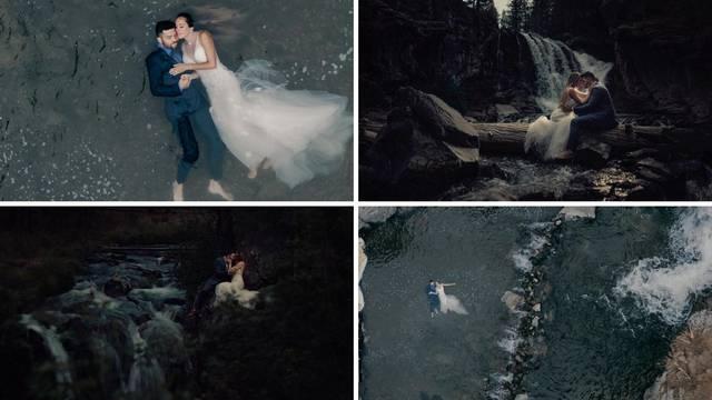 Epske fotografije: Za tako nešto snima se dan poslije vjenčanja
