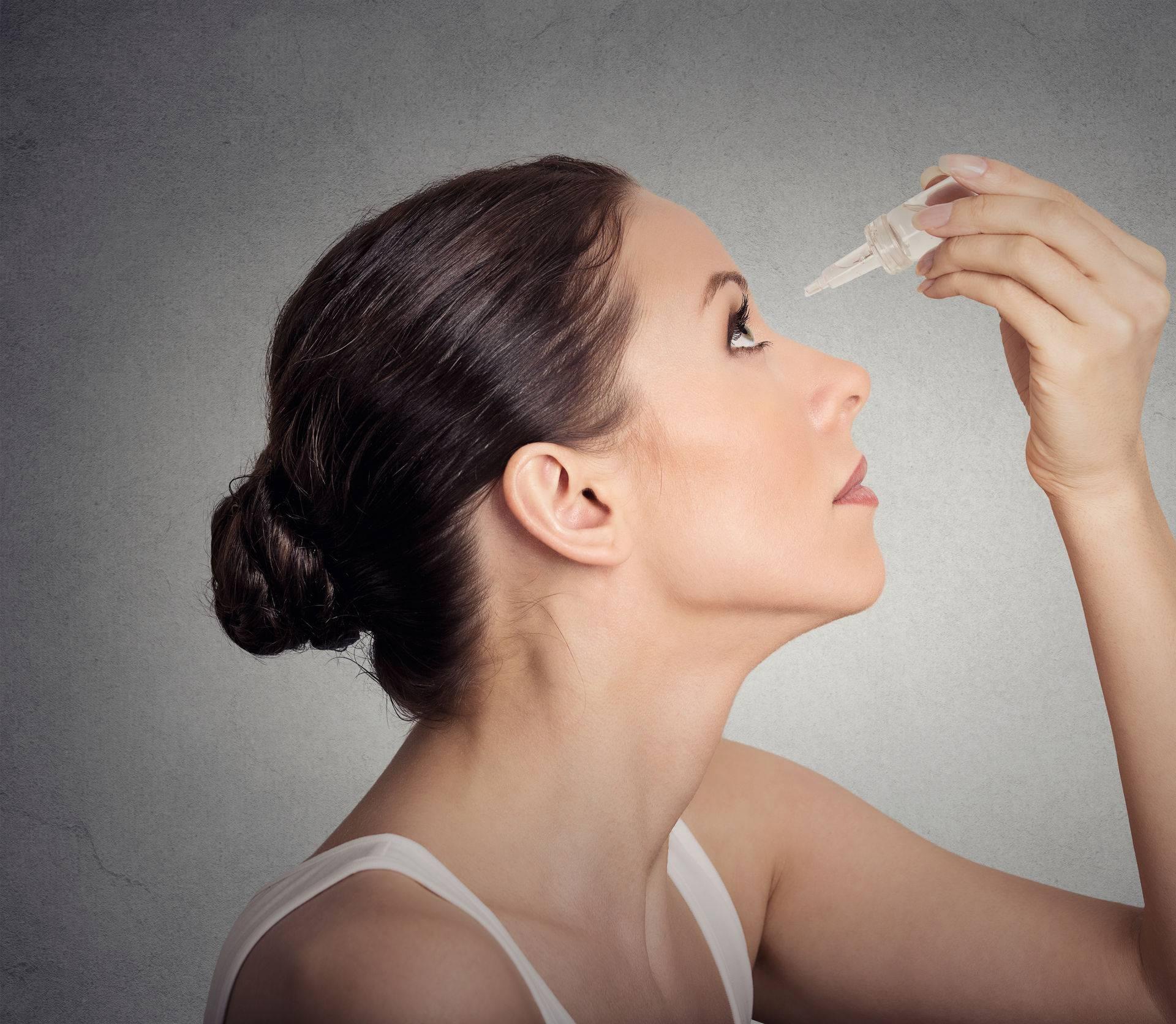 U vrijeme alergija bolje je ne nositi leće, oči umirite kapima