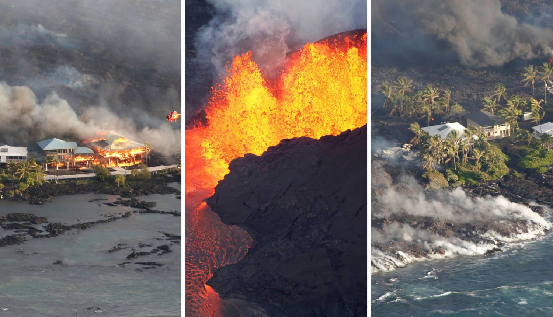 Lava progutala 600 domova: To je najgora erupcija u povijesti...