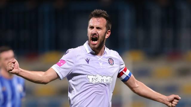 Zagreb: Hrvatski Telekom Prva liga, 30. kolo, NK Lokomotiva - HNK Hajduk