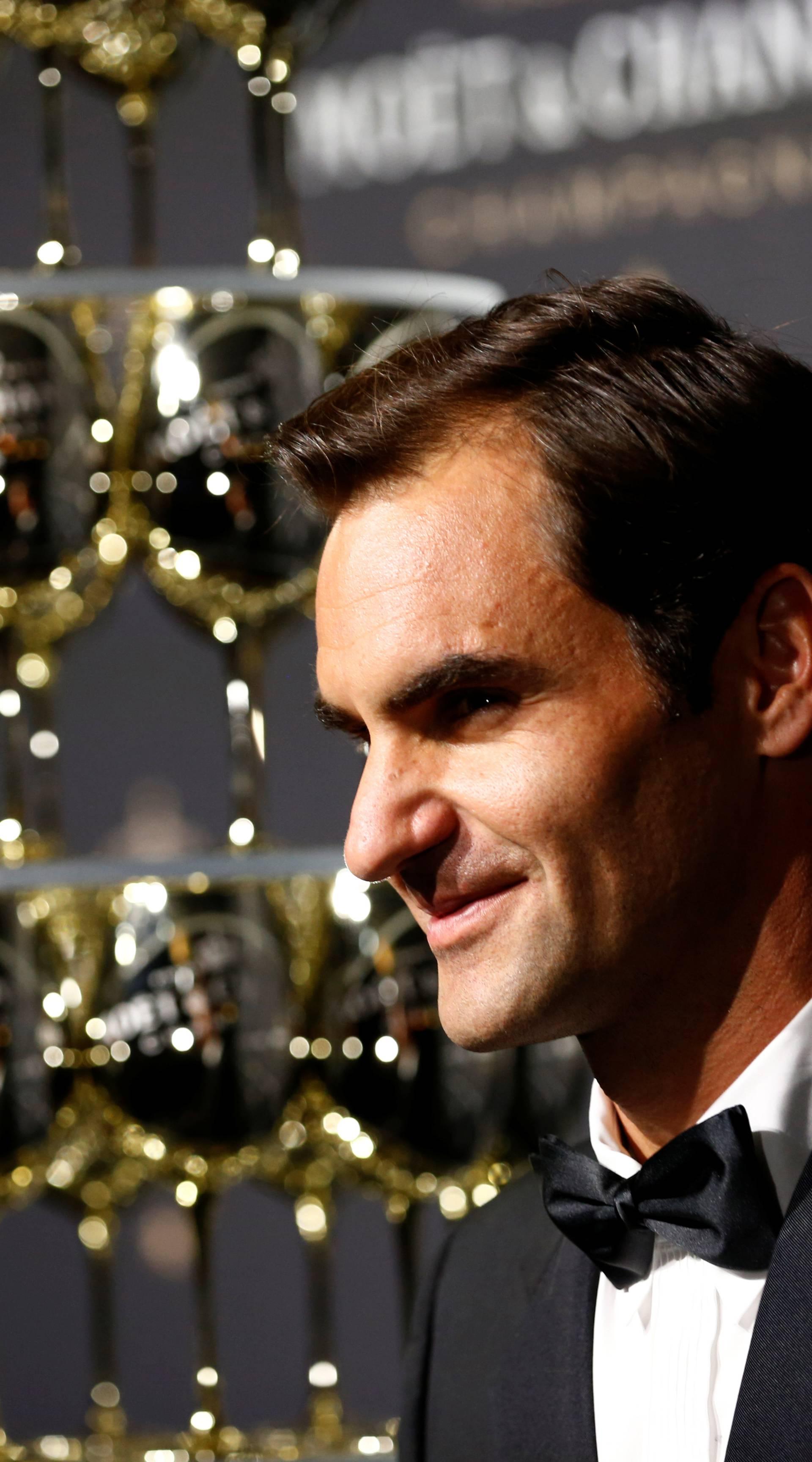 Federer: Napio sam se jednom, tri dana nisam znao za sebe...