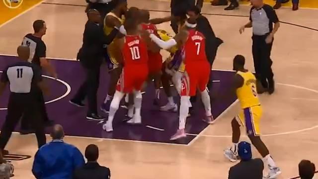 Masovna tučnjava u NBA, Babo i Šarić solidni u pobjedama...