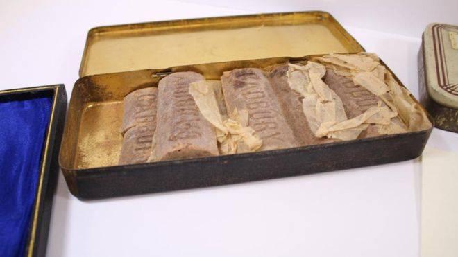 Biste li je htjeli probati? Našli čokoladice stare - 103 godine!