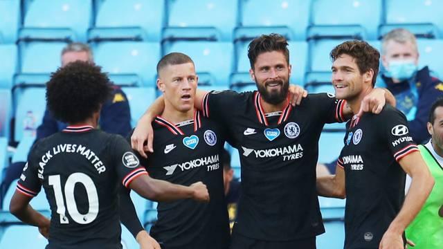 Premier League - Aston Villa v Chelsea