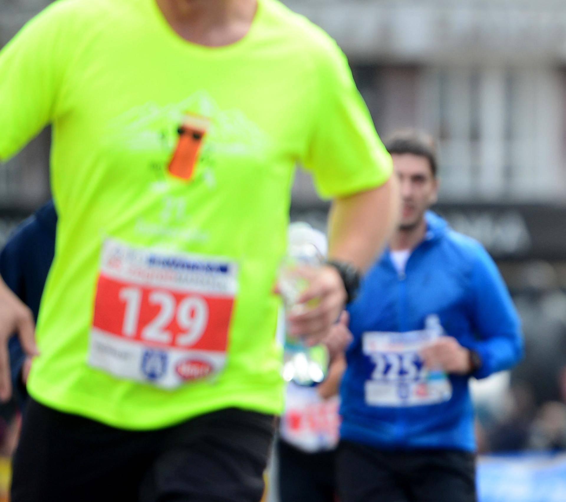 'Da, priznajem, ovisnica sam, a trčanje mi daje vedrinu i - moć'