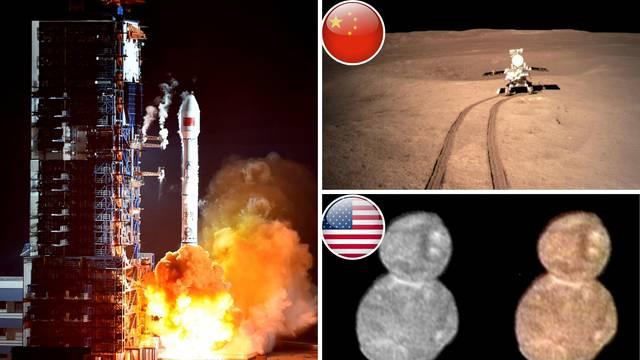 Kinezi će koristiti svemir i za vojsku, a to se ne sviđa SAD-u
