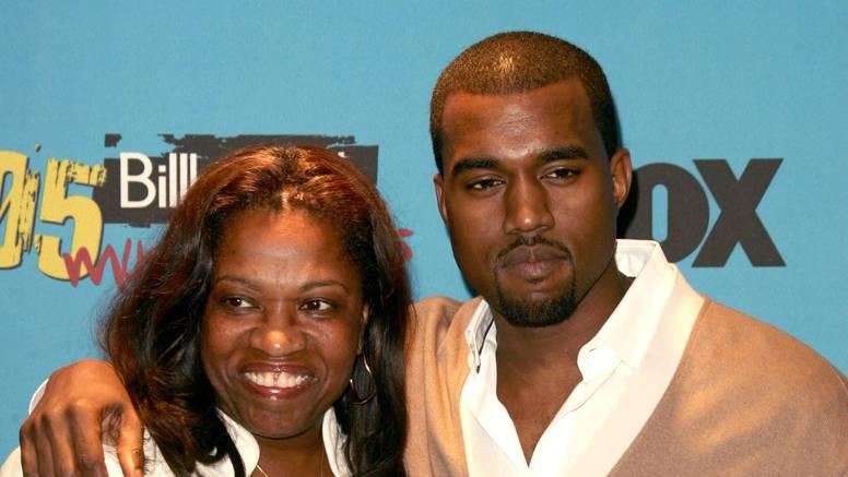 Majka mu je preminula nakon plastične operacije, a Kanye je baš njoj posvetio novi hit album