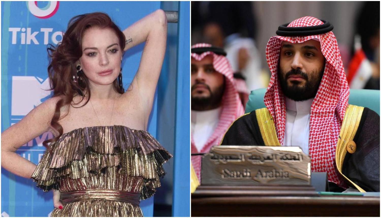Otac Lindsay Lohan: 'Ona nije u vezi sa saudijskim princem!'