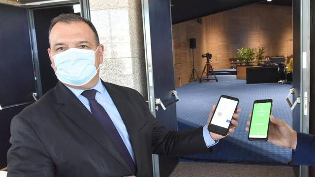 Zagreb: Provjera valjanosti Covid potvrda o cijepljenju