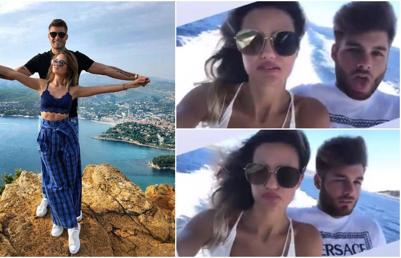 Adriana snimala video, reakcija Ćaleta-Cara nasmijala fanove...