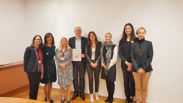 PLIVI dodijeljen certifikat Tvrtka prijatelj zdravlja