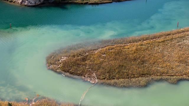 Ponovno zagađena rijeka Zrmanja