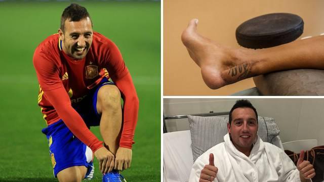 Jedva mu spasili nogu, a sad ga pozvali u reprezentaciju...