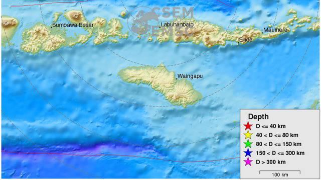 Potres u blizini Balija: Osjetili smo da nam se kuća zanjihala'