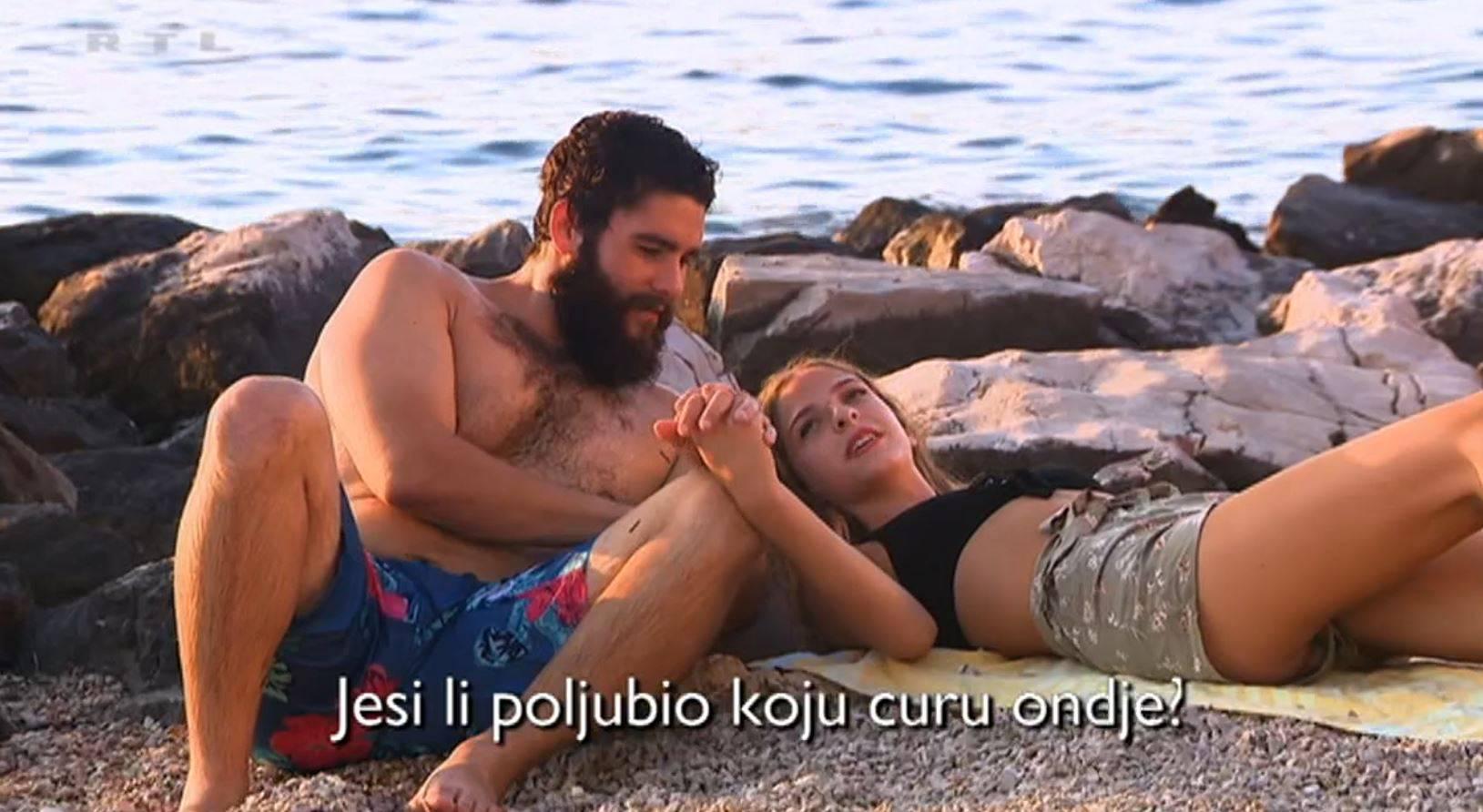 Dunju brinu Danielovi poljupci, a Antonija razmišlja o prstenu