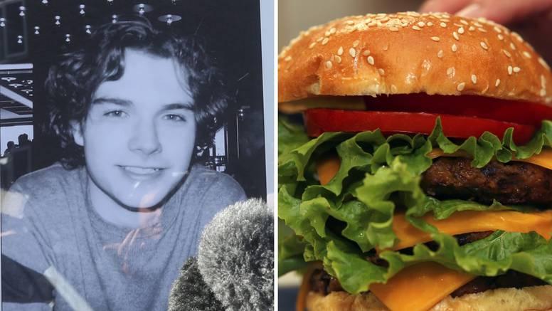 Hamburger su mu namočili u mlijeko, zagrizao ga je i umro