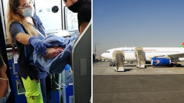 Majka rodila u avionu, a dijete dobilo doživotno pravo na besplatne letove u München
