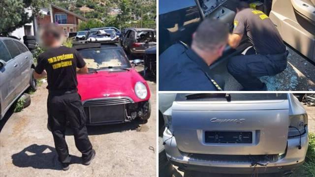Hercegovački inspektori u akciji zaplijenili čak 125 automobila