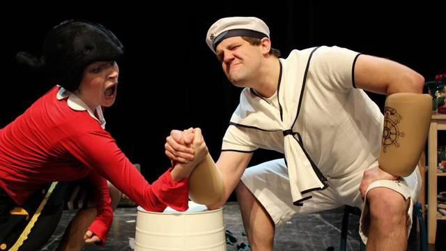 Vežite se i uletite u svijet bajki jer stiže 'Hrabri mornar' Popaj