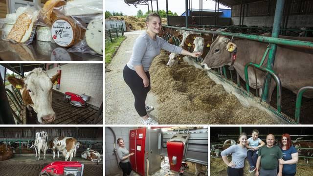 Mariji  su sve na svijetu: Moje se krave vole češkati i maziti