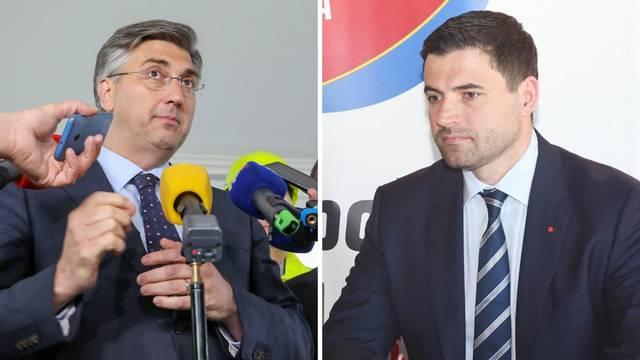 HDZ  i SDP posvađali se oko sučeljavanja: 'Bero je podvio rep i pobjegao u mišju rupu'