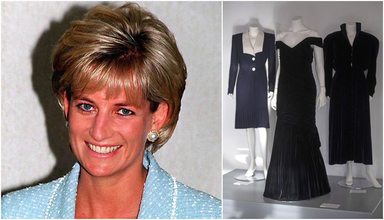 Haljina princeze Diane prodana za skoro dva milijuna kuna...