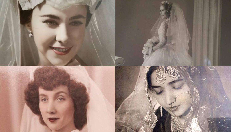 Fotografije bakinih vječanica su oduševile - 'ljepše nego danas'