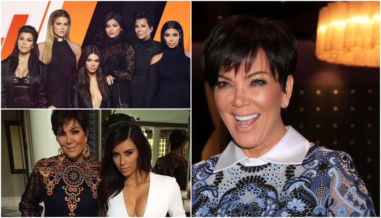 Majka Kim Kardashian: Zgrnula bogatstvo na spletkama, živote djece kontrolira kao monstrum