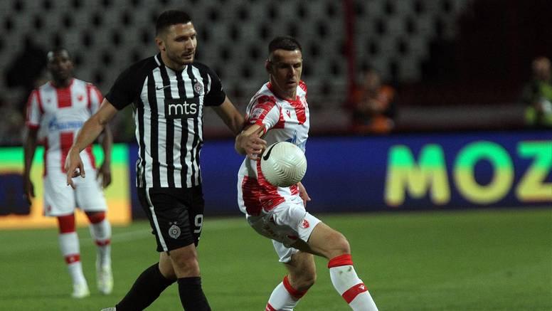 Zvezda u Beogradu s igračem manje remizirala sa Šerifom