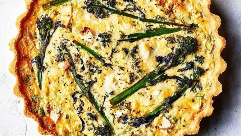 Iskoristite sve ostatke: Složite ukusan tart od stabljika brokule