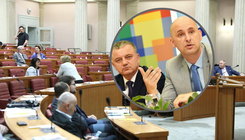 SDP, HSS i Most izašli: Horvat i Tolušić dobili su povjerenje...