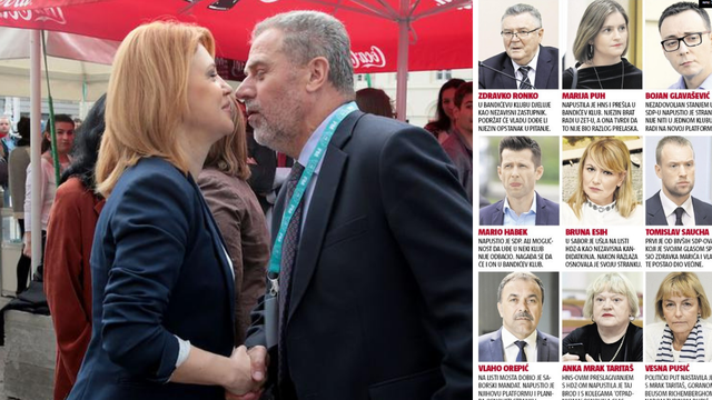 Koalicija očajnika: Bandić će uskoro imati 15 zastupnika?